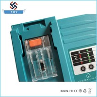 Replacement Makita 18V Lithium-Ion Power Tools Battery Charger for BL1830 BL1815 BL1840 Iutput 100V-240V