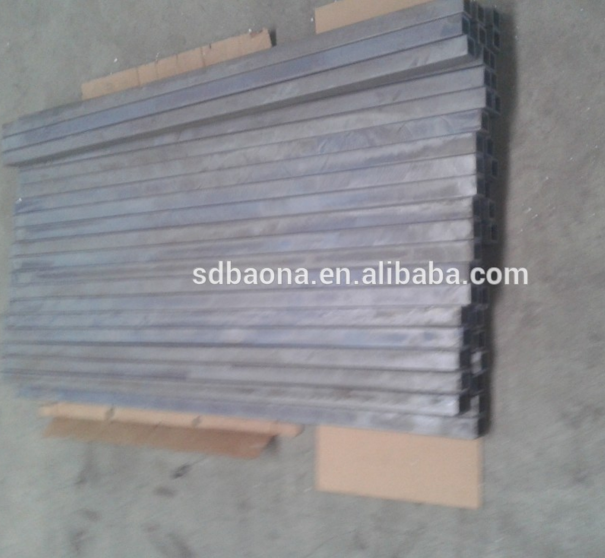 Refractory Silicon Carbide ceramic square Beams SIC Beam for shuttle kilns