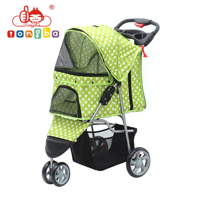 Tongba Pet Stroller Pet Jogger Hot Sale Product Pushchair for Dogs