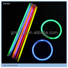 hot sale party decoration blue led spinning stick