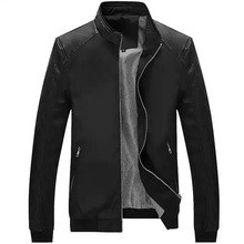 wholesale bomber <strong>jacket</strong> casual faux <strong>men</strong> motorcycle leather coat,softshell cotton <strong>jacket</strong>