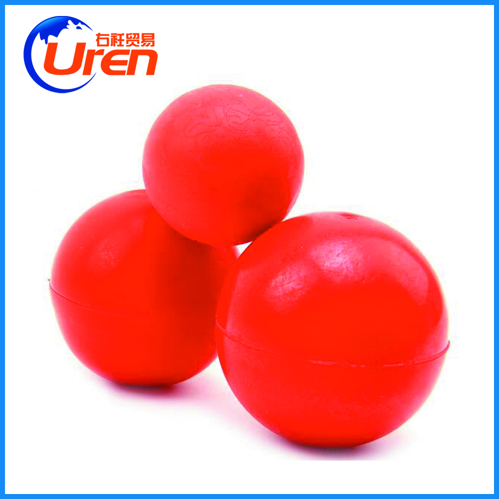 Dog TPR Toy Dog Chew Toys Red Rubber Ball