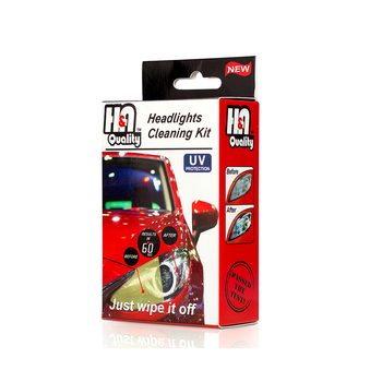 Car Headlight Restoration Wipe Headlight cleaning kit Restore and Protect Your Headlight car care