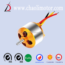 electric dc brushless outrunner motor CL-WS2818 applied for toy,rc boat,rc model car