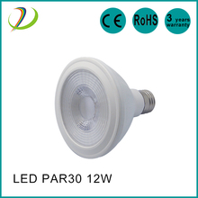 Hot sale led light 12W PAR30 light E27 CE RoHS listed led par30