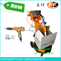 FF-800D-L2 Electrostatic Powder Coating Machine and Spray Gun