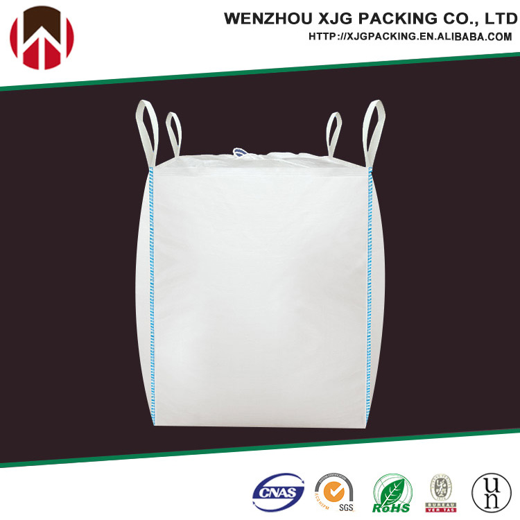 polypropylene cement jumbo bag,pp woven big bag for fertilizer,polypropylene woven fibc for sand