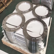 ASME/ANSI/AWWA F51 forged stainless steel flange