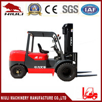 5000kg Diesel Forklift with Sideshifter and Japanese Engine
