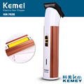 Kemei KM702B Both Battery Powered and Rechargeable Hair Clipper Professional with Low Price