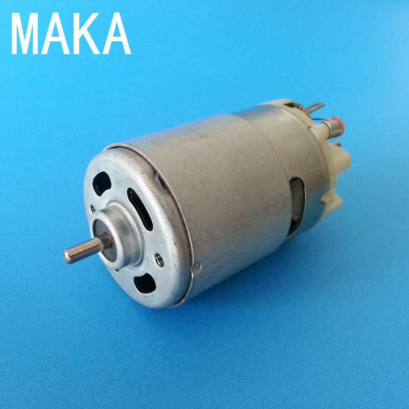 552js08 high rpm electric small dc motor with hydraulic for High rpm electric motors