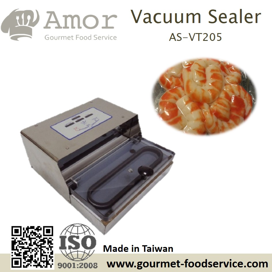 easy to use and equiped with oil-less pump meat business machines and equipment vacuum sealer machine