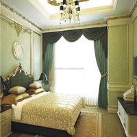 colored lace curtains luxury classical curtains