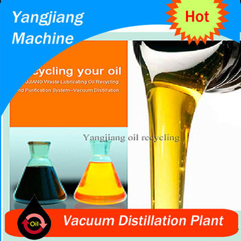 Used motor oil recycling plant view used motor oil for Used motor oil pickup