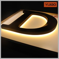 led lighted letters quotation letter sample