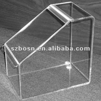Acrylic Candy Dispenser Box/ Acrylic Candy Container/ Acrylic Candy Display Case