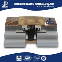 Multi-directional metal brass expension joint for Building Materials