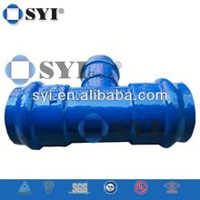 Secure Pvc Cross Pipe Fitting