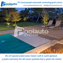 winter telescopic plastic to swiming pool cover or retractable spa pool cover