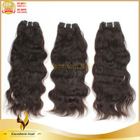 2015 New style wholesales grade 7A brazilian human hair wet and wavy weaving