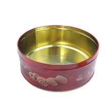 Wholesale Factory empty tin cans tin cans for food canning /biscuit tin box