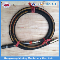 New type High frequency construction machinery electric concrete vibrator for sale