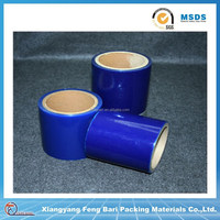 PE glue blue film