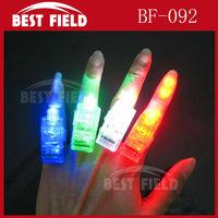 100% Zero Dud black elastic band led finger light