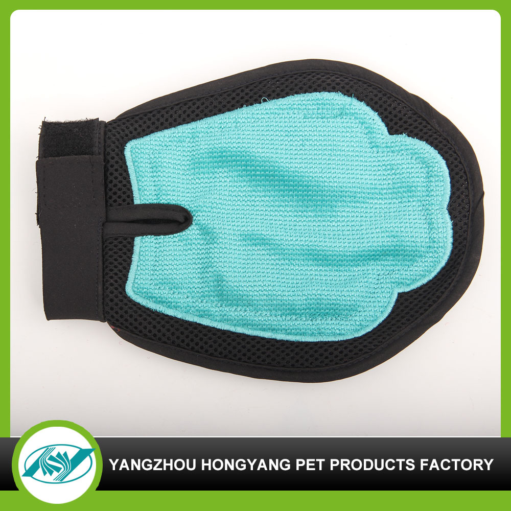 Factory supply and high-quality massage glove for dog