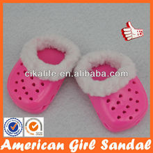 18IN Safe materia 18 inch american girl doll sandal by CK