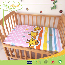BBS250 Cosy printed baby bedspread bed cover, chinese bed cover