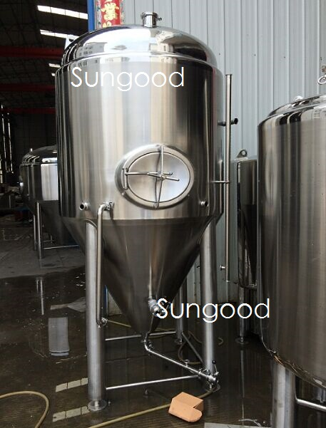 US Hot Sales Stainless Steel Dimple Jacket Fermenter/Stainless Steel Jacket Unitank