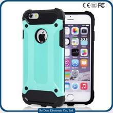 2016 Fashion South Korea Style card slot holster mint green TPU+ Hard PC Back cover cell Phone Case for iPhone6s,7,6plus,7plus