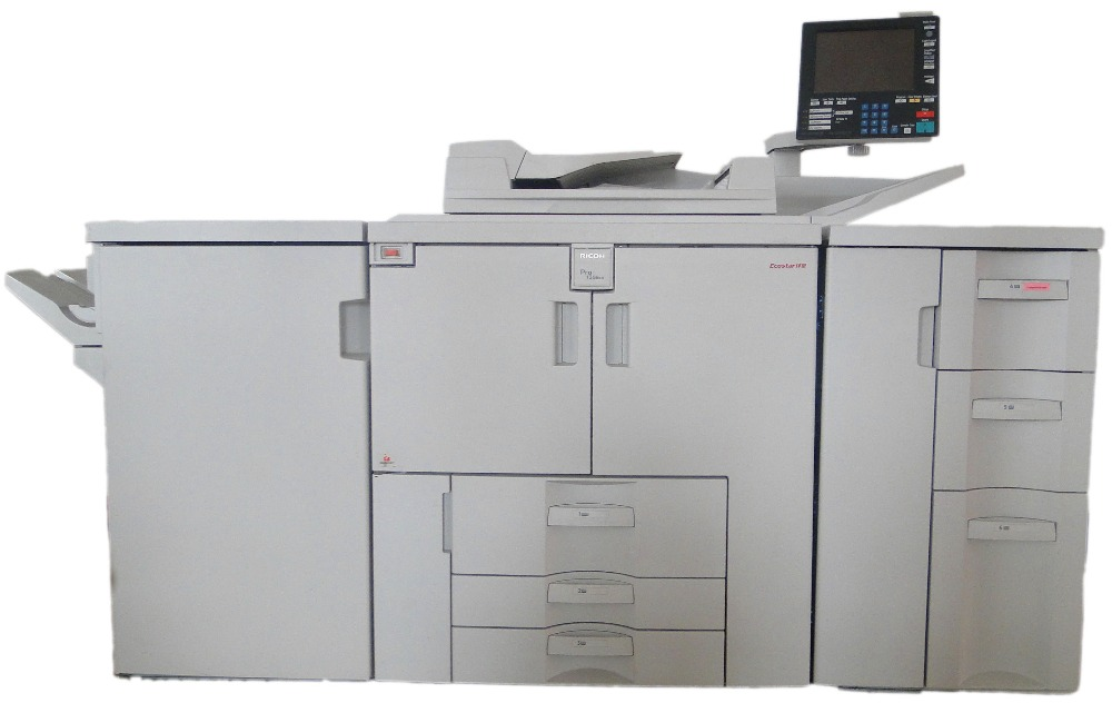 used copier ricoh high speed photocopy machine mp1106