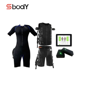 ems wireless suit ems training machine