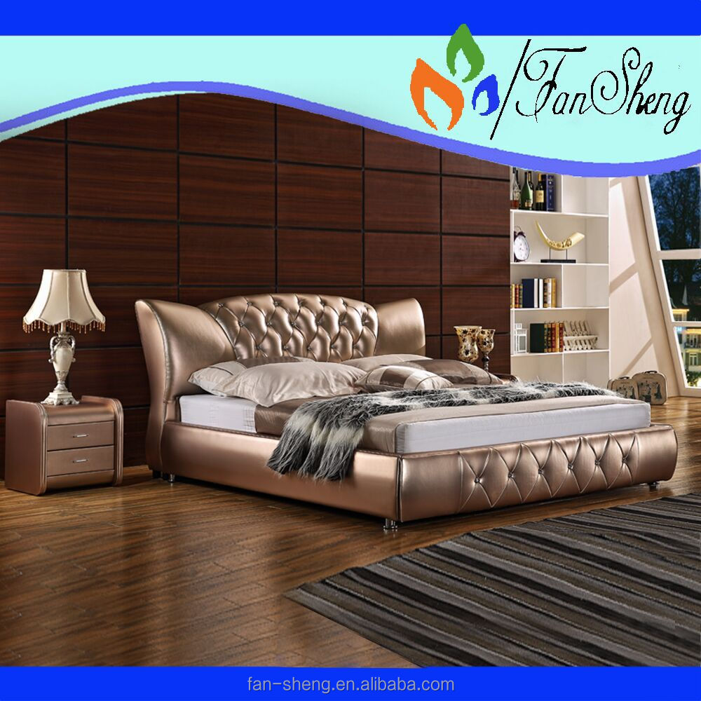 Antique Luxury Wooden Bedroom Furniture Use Home Bed Buy