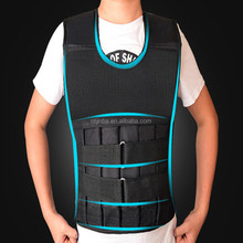 Work out Weight Loss Neoprene slim Body Shaper weighted Vest Gym fitness Exercise for sale