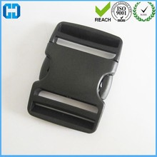 Cheap Wholesale Plastic Buckles Black Garment School Bag Accessories
