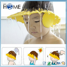 2016 Children Keep Water Off Face Shower Cap