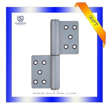 High quality stainless steel front door hinge/ door pivot hinge/ double sided door hinge