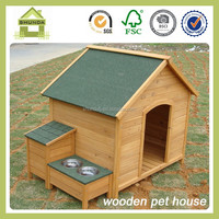 SDD0405 outdoor wooden prefab dog house
