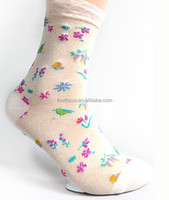 2016 high quality 100% cotton diabetic socks men
