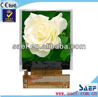 "1.44"" inch Mobile Application TFT LCD Color Screen 128*(RGB)*128"