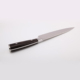stainless steel kitchen chef knife with pakka wood handle