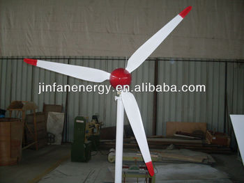 Green Energy Wind Generator On Ship