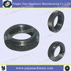 Round Nut With Straight Knurling