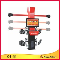 3D Wheel Aligner/car wheel alignment machine price/cost for car alignment(SS-3D-3)