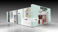 exhibit booth design & construction