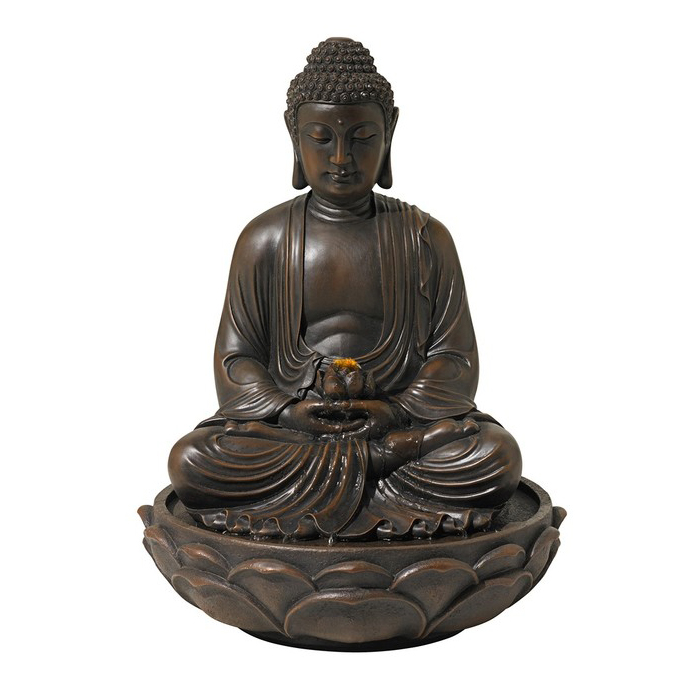 New design buddha wall fountain with great price