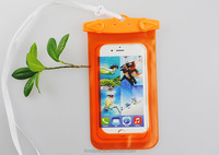 Waterproof Case, 4 Pack F-color Clear Transparent TPU Perfect for Rafting, Kayaking, Swimming, Boating, Fishing, Skiing